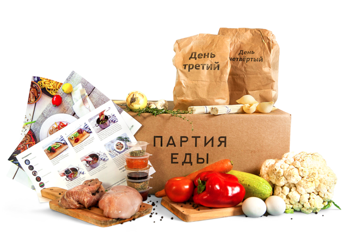 Правильное питание с доставкой